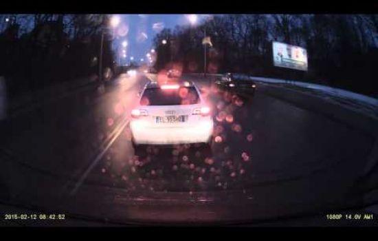 Chuliganisakas vairavimas