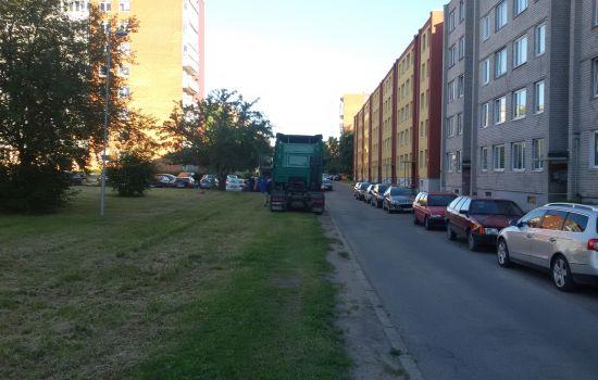 Klaipeda. Baltijos .pr. Daff