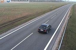 Kelių būklė ir eismo sąlygos 2015-04-25 07:00