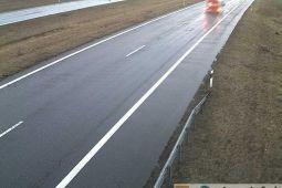 Kelių būklė ir eismo sąlygos 2016-02-08 09:00